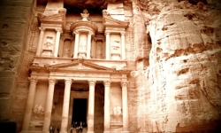 The lost city of Petra // (c) 2009 Jordan Tourism Board