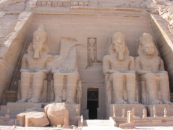 Great Temple Ramses II // (c) FIT Tours