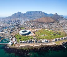 Cape Town, the oldest city in South Africa, has a storied past all its own