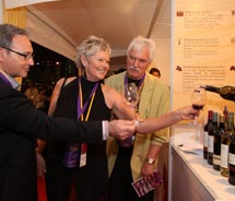 Hong Kong is hosting its second annual International Wine and Dine Festival this October. // © 2010 Hong Kong Tourism Board