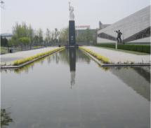 A visit to the Nanjing Massacre Memorial Hall proved to be a moving experience. // © 2011 Skye Mayring