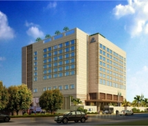 The Hilton Chennai is the first of six Hilton properties to open this year in India. // © 2011 Hilton Hotels & Resorts