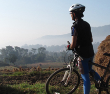 Ace the Himalaya will offer mountain bike tours in Nepal. // © 2011 Ace the Himalaya