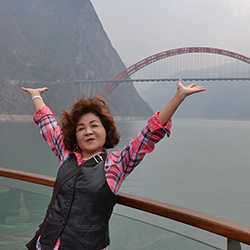Avalon Waterways offers guests on its Yangtze River cruise itineraries special perks onboard. // © 2013 Mindy Poder