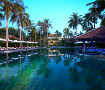Pool at the Anantara Mui Ne Resort & Spa // © 2012 Anantara Mui Ne Resort & Spa