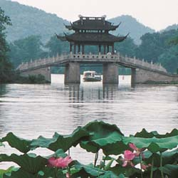 In order to increase tourism, Hangzhou, China, has facilitated a marketing strategy that encompasses 27 action plans and projects. // © 2013 Hangzhou...