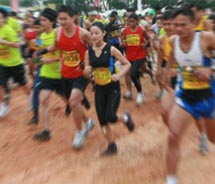 This year's Genting Trailblazer takes runners takes place from Oct. 30-31. // © 2010 Genting Trailblazer 2010