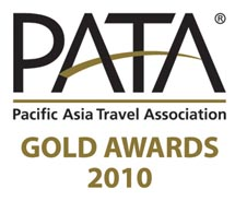 This year's PATA Grand and Gold Awards honored 24 organizations and individuals in the travel industry. // © 2010 PATA