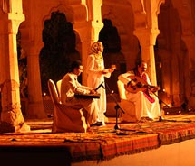 Greaves Tours is presenting a six-day Nagaur Sufi Music Festival group tour to India next February. // © 2010 Maitreya 8
