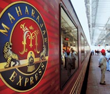 The Maharajas' Express runs from September through April. // (C) 2010 Maharajas' Express