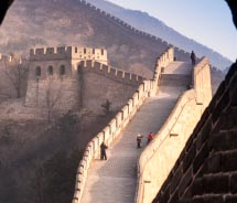 A day trip to the Great Wall is an essential aspect of a visit to Beijing. // © 2012 Mark Edward Harris
