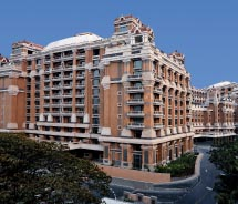 The ITC Grand Chola Hotel reflects the Chola Dynasty. // © 2012 ITC Hotels
