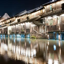 Hangzhou is the capital of the Zhejiang Province. // © 2013 Thinkstock