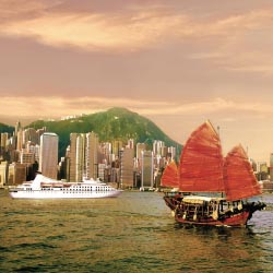 Hong Kong is developing its destination offerings for cruise passengers. // © 2013 Seabourn Cruise Line