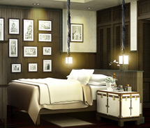 Siam Suite // © 2012 Siam Hotels & Resorts