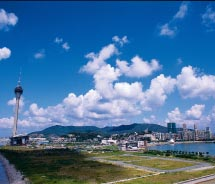Hotel development in Macau is booming.// (© 2012 Macau Government Tourist Office