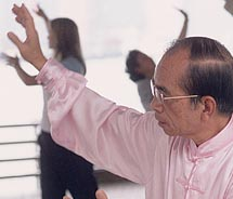 Tai chi master William Ng // © 2010 Hong Kong Tourism Board_square3
