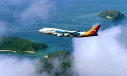 Air Pacific is the national carrier of the Fijian Islands // (c) 2009