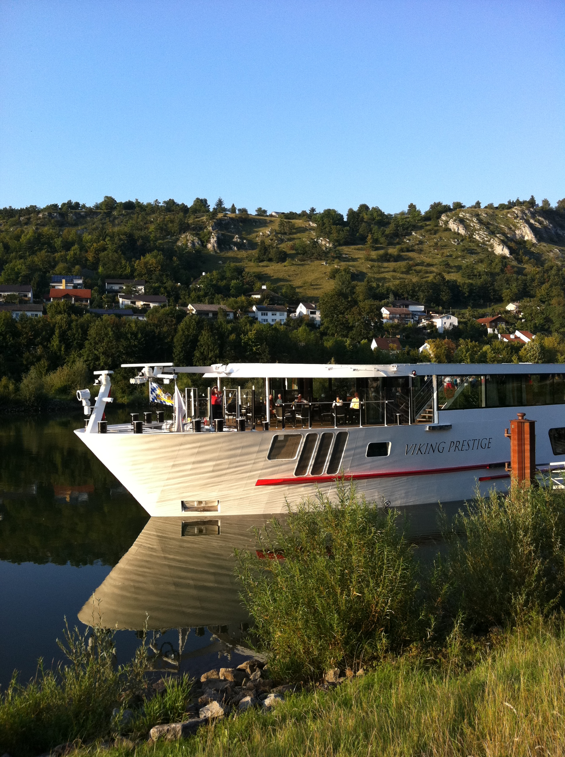 The Viking Prestige on the Danube // © 2011  Janeen Christoff