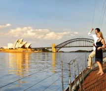 Australia's new campaign highlights the country's best experiences. // © 2012 Tourism Australia
