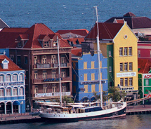 Willemstad // © 2012 Curacao Tourist Board