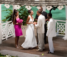 Sandals new wedding product allows for more customization. // © 2012 Sandals Resorts, Inc.