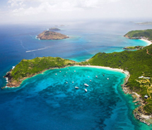 Visitors to St. Barth can now get married in the country without proof of residency. // © 2012 St. Barth Tourism Committee