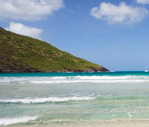 Park Hyatt has announced plans to develop a resort in St. Kitts at Christophe Harbour. // © 2012 Christophe Harbour