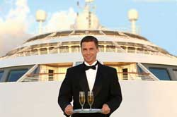 Luxury service has become one of the cruise industry's most in-demand products // © Seabourn Cruise Line/Michel Verdure