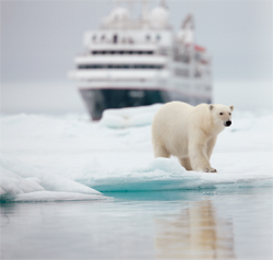 Cruise lines take aim at the growing market for unique and remote destinations // (c) 2008