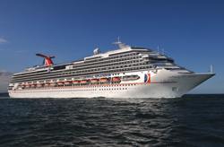 The Carnival Splendor is currently the largest ship in Carnival's fleet. // (c) Carnival Cruise Line