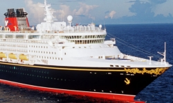 The Disney Wonder will set sail for Alaska and Mexico in 2011 // (c) Disney 2009