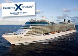 Celebrity Cruises' Millennium-class ships will receive enhancements popularized on the Celebrity Solstice.// (C) 2010 Celebrity Cruises