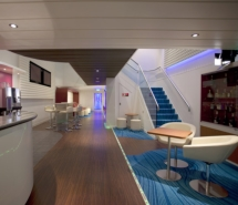 Epic's Studios Lounge for single travelers // (c) 2010 Norwegian Cruise Line