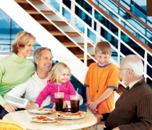 Families can spend quality time together with Princess Cruises. // © 2010 Princess Cruises