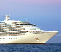 Travel agents reported significant cruise sales during National Cruise Vacation Week in October. // © 2011 Seabourn