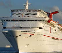 With Carnival Cruise Lines' new rewards program, travel agents will be awarded for attending events and fam trips. // © 2012 Carnival Cruise Lines