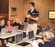 Holland America Line is helping agents boost affinity business with a new Group Amenities Package (GAP) workshop program. // © 2011