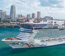 Norwegian Cruise Line's new booking engine allows agents to book multiple staterooms simultaneously. // © 2012 Norwegian Cruise Line
