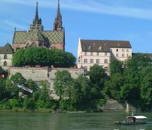 Scenic Tours is offering a special promotion on its March 30 sailing on  the Rhine (shown here, near Basel) and Moselle rivers. // © 2010 Scenic ...
