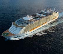 The Royal Advantage program will bring some favorite features from Allure of the Seas to other ships in the fleet. // © 2011 Royal Caribbean...