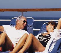 According to the UBS Cruise Data Tracker, cruise bookings remain strong. // (c) 2012 Thinkstock