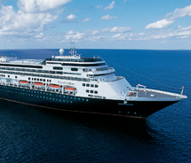 MS Amsterdam // © 2010 Holland America Line