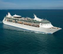 "<p align=""left"" class=""small_caption"">The 2,252-passenger Enchantment of the Seas sales will sail throughout the year from its homeport in Baltimore,..."
