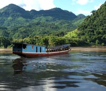 Viking River Cruises and Amawaterways will sail the Mekong River in 2011. // © 2010 Allie Caulfield