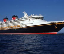 The Disney Wonder is returning to the West Coast next year. // © 2010 Disney<br />