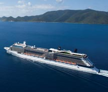 Celebrity's fleet will be upgraded to Solstice-class status in the  coming months// © 2010 Celebrity Cruises