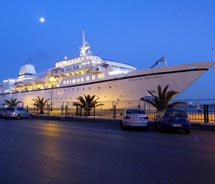 Voyages to Antiquity's Aegean Odyssey. // © 2010 Voyages to Antiquity