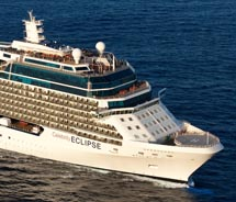 Eclipse is Celebrity's third Solstice-class ship.// © 2011 Celebrity Cruises