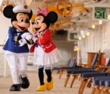 Disney plans to keep the Wonder in the West. // © 2011 Diana Zalucky/Disney